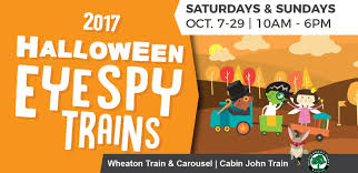 halloween city laurel md wheaton miniature train and ovid hazen wells carousel montgomery