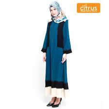 Baju Muslim Wanita hikmat f497 abaya beli busana muslim baju muslim wanita citrus