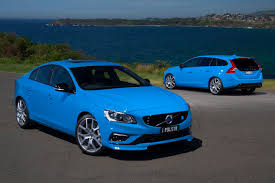 volvo hatchback 2015 volvo s60 and v60 polestar pricing and specifications