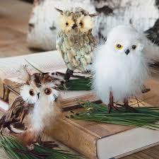 snowy owl trio all gifts olive cocoa