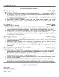 resume of financial analyst financial analyst resume tips finance analyst resume sample and