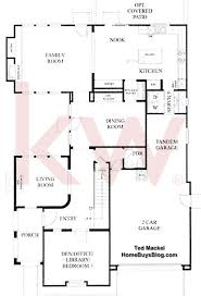 Big Floor Plans Big Sky Simi Valley Walnut Grove Tract Floor Plans