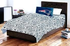 New England Patriots Bed Set Patriots Bedroom Ideas Incredible