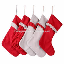 blank christmas stockings blank christmas stockings suppliers and