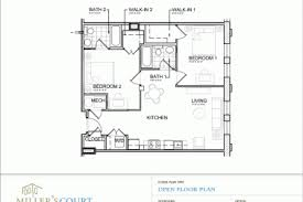 best open floor plans 15 2 bedroom open floor plan home 4 bedroom floor plan f 1001