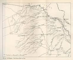 Iraq Province Map Iraq Mandate