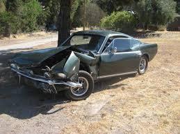 Mustang Fastback Black Find Used 1966 Ford Mustang Gt Fastback 289 V8 Toploader 4 Speed