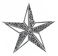tatto triball bintang tribal star tattoo free images at clker com vector clip art