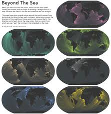 Show Gibraltar On World Map by Beyond The Sea Andy Woodruff