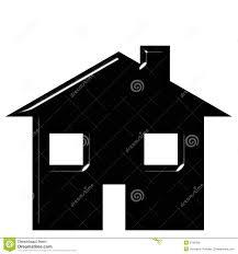 Suche Haus Schattenbild Des Haus 3d Stock Abbildung Bild Von Gehäuse 5790338
