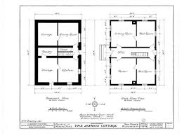 simple colonial house plans this wood colonial cottage is about as simple as it gets