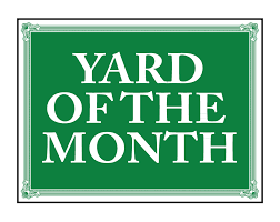 of the month buy our yard of the month 18 x 24 sign from signs world wide