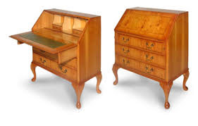 bureau writing desk bureau writing desk chesterfields direct