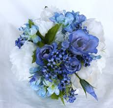 blue wedding bouquets 73 best blue wedding bouquets images on bridal
