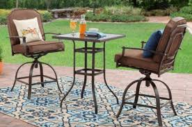 tall outdoor bistro sets outdoor room ideas
