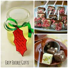 edible gifts simply cooked easy edible gifts for christmas