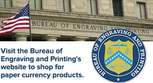 bureau of bureau of engraving and printing