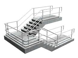 Banister Fittings Handrail And Pipe Clamp Fittings Moddex Systems