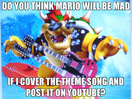 Super Mario Memes - the retro gaming geek video roundup super mario bros music