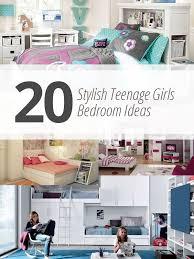 Stylish Teenage Girls Bedroom Ideas Home Design Lover - Design for girls bedroom