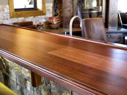 countertops custom wood countertops construction styles for edge