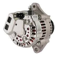 alternator denso self exciting one wire