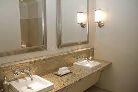 Upscale Bathroom Vanities Upscale Bathroom Vanity Stock Photo Image Of Mirrors 8196166