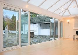 Bi Folding Patio Doors Prices Astounding Upvc Folding Patio Doors Prices Pictures Ideas House