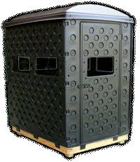 Hunting Blind Manufacturers Snap Lock Hunting Blinds By Formex The Next Generation Of