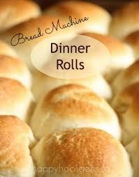 Yeast For Bread Machines Best Bread Machine Dinner Rolls Happy Hooligans