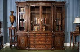 mahogany china cabinet furniture furniture antique mahogany china cabinet and bookcase