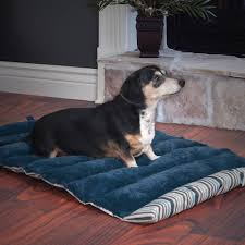 Best Dog Bed For Chewers Petmaker Roll Up Travel Portable Dog Bed Walmart Com