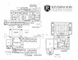 high school floor plans pdf cus map