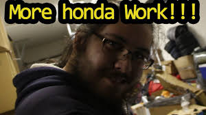 honda ricer exhaust ricer honda turbo build removing exhaust and oil pressure sensor