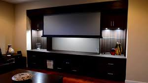 creative projectors screens home theater home interior design