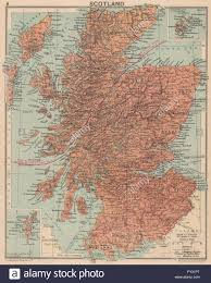 World Map 1940 by World War 2 1940 Scotland Shows Aliens Protected Area In
