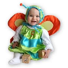 amazon com mullins square butterfly baby costume lime blue 6
