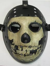 Jason Halloween Mask by Crimson Ghost Hockey Mask Halloween Haunt Inspiration