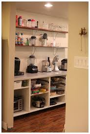 Open Shelves In Kitchen by Adding Open Shelving In The Pantry Run To Radiance
