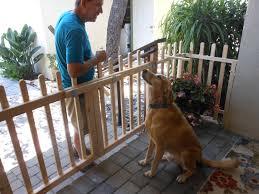 build a porch gate youtube