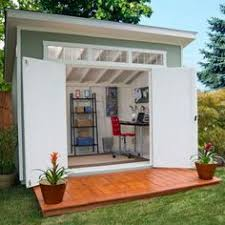 Backyard Offices 15 Compact Modern Studio Shed Designs For Your Backyard Artist