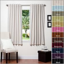 Black And White Blackout Curtains Curtain Blackout Curtains With White Backinges In Length Grommet