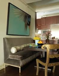 How To Make A Banquette Bench Upholstered Dining Bench With Back Foter