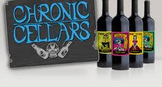 chronic cellars sofa king bueno chronic cellars they are all amazing my faves are stone fox
