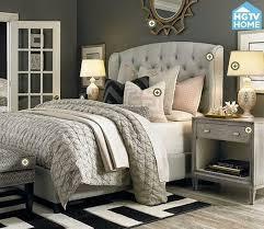 Bedroom Design Grey Best 25 White Upholstered Bed Ideas On Pinterest Transitional