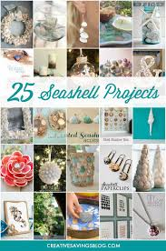 25 stunning seashell projects u0026 beautiful diy seashell crafts