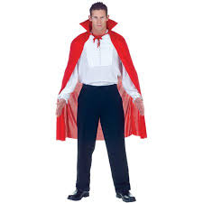 Halloween Costume Cape Red Cape Halloween Accessory Walmart