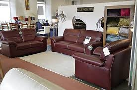 2 Seater Sofa And Armchair Zap Leather 3 Piece Suite 3 2 Seater Sofa Armchair Burgundy Red
