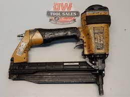 Bostitch M3 Stapler by Bostitch 863s4 15 Gauge 1 2 U2033 Crown Staple Gun 2 1 2 U2033 Used Dw