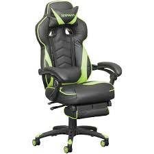 respawn reclining gaming chair rsp 110 grn ofm furniture afw
